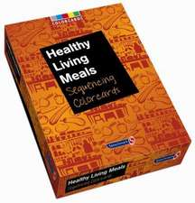 Healthy Living Meals: Colorcards
