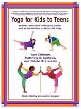 Yoga for Kids to Teens