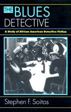 The Blues Detective: A Study of African American Detective Fiction