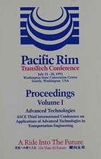 Pacific Rim Transtech Conference v. 1
