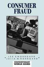 Consumer Fraud:  A Reference Handbook