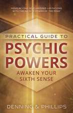 Psychic Powers:  Awaken Your Sixth Sense
