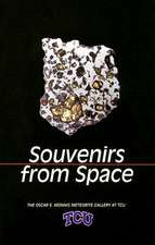 Souvenirs from Space:  The Oscar E. Monnig Meteorite Gallery at TCU