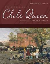 The Search for a Chili Queen:  On the Fringes of a Rebozo