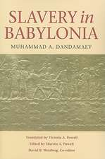 Slavery in Babylonia: From Nabopolassar to Alexander the Great (626-331 BC)