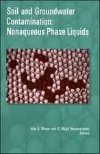 Soil and Groundwater Contamination: Nonaqueous Phase Liquids, Volume 17