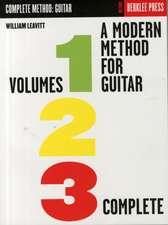 Modern Method for Guitar
