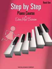 Step by Step Piano Course, Book 1