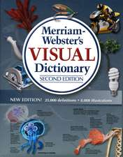 Merriam-Webster's Visual Dictionary:  The Archetypal World of Anima and Animus