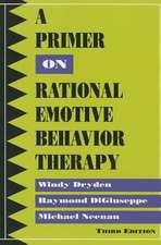 A Primer on Rational Emotive Behavior Therapy