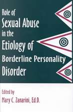 Role of Sexual Abuse in the Etiology of Borderline Personality Disorders