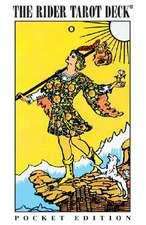 Pocket Rider-Waite Tarot Deck:  78-Card Tarot Deck