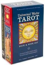 Universal Waite Tarot Deck [With Book]