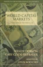 World Capital Markets – Challenge to the G–10