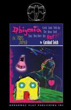 Iphigenia Crash Land Falls on the Neon Shell That Was Once Her Heart