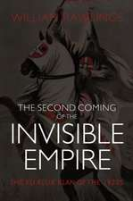 The Second Coming of the Invisible Empire