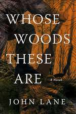 Whose Woods These Are