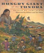 The Hungry Giant of the Tundra