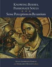 Knowing Bodies, Passionate Souls – Sense Perceptions in Byzantium
