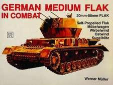 German Medium Flak in Combat