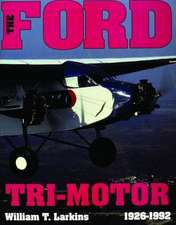 Ford Tri-Motor 1926-1992:  The Story of America's Air Force Night Fighters