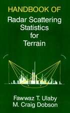 Handbook of Radar Scattering Statistics for Terrain