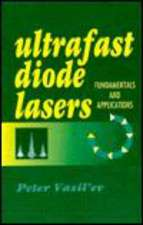 Ultrafast Diode Lasers, Fundamentals and Applications