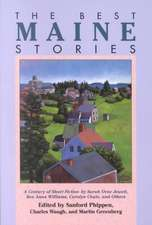 Phippen, S: The Best Maine Stories