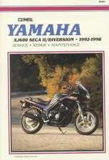 Yamaha Xj600 Seca II 92-98
