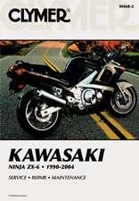 Clymer Kawasaki Ninja ZX-6, 1990-2004