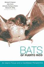 Bats of Puerto Rico: An Island Focus and a Caribbean Perspective