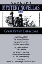 Great British Detectives:  Academy Mystery Novellas