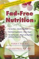 Fad-Free Nutrition