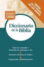 Diccionario de la Biblia: Serie Referencias de bolsillo