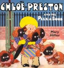 Chloe Preston and the Peek-A-Boos