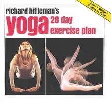 Richard Hittleman's Yoga:  28 Day Exercise Plan