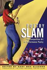 Poetry Slam: The Competitive Art of Perfomance Poetry