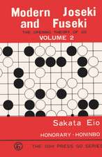 Modern Joseki and Fuseki, Vol. 2:  The Opening Theory of Go