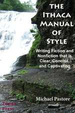 The Ithaca Manual of Style