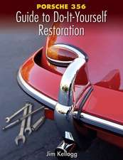 Porsche 356 Guide to Do-It-Yourself Restoration