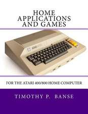 Home Applications and Games