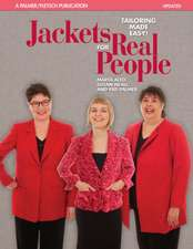 Jackets for Real People:  Tailoring Made Easy!