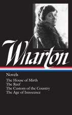 Wharton:  Novels