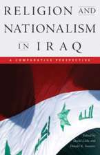 Religion and Nationalism in Iraq – A Comparative Perspective
