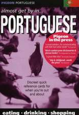 Pigeon Portuguese