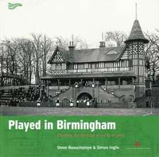 Played in Birmingham: Charting the heritage of a city at play