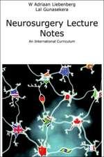 Neurosurgery Lecture Notes an International Curriculum