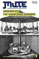 Underneath the Knowledge Commons