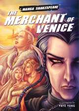 Manga Shakespeare Merchant of Venice