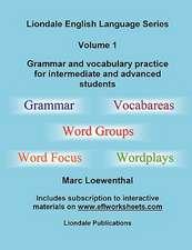 Liondale English Language Series Volume 1
